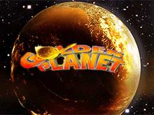 Слот Golden Planet