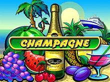 игровой онлайн слот Шампанское