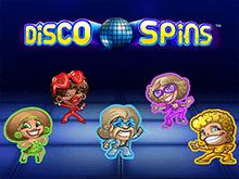 слоты и игровые автоматы Disco Spins