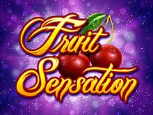классический слот Fruit Sensation