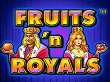 игровые слоты бесплатно – Fruits and Royals
