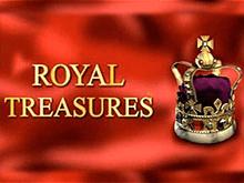 слоты игровых автоматов Royal Treasures