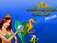 Mermaid's Pearl Deluxe автоматы играть онлайн