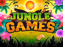 Игровые автоматы 777 Jungle Games онлайн